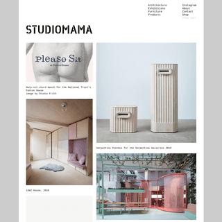 Home - STUDIOMAMA