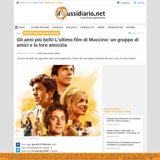 ArchiveBay.com - www.ilsussidiario.net/news/gli-anni-piu-belli-lultimo-film-di-muccino-un-gruppo-di-amici-e-la-loro-amicizia/1985240/ - Gli anni più belli- L'ultimo film di Muccino- un gruppo di amici e la loro amicizia