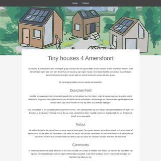Tiny houses 4 Amersfoort