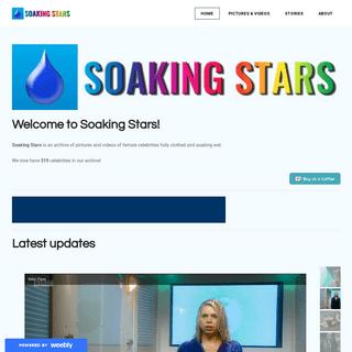 Soaking Stars - Home
