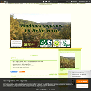 Écolieux véganes -La Belle Verte- - Écolieux véganes -La Belle Verte- dans le sud-est de la France