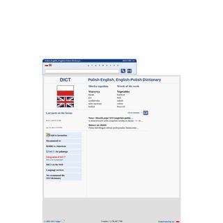 ArchiveBay.com - dict.pl - DICT - English Polish Dictionary