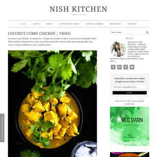 Nish Kitchen - A Delicious Adventure!