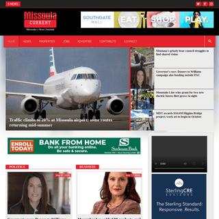 ArchiveBay.com - missoulacurrent.com - The Missoula Current News - Daily News in Missoula Montana