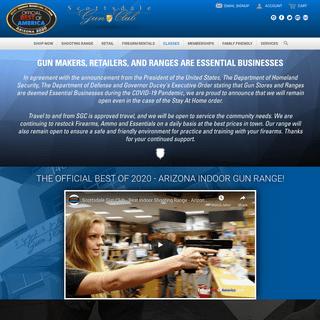 Scottsdale Gun Club - Indoor Gun Range