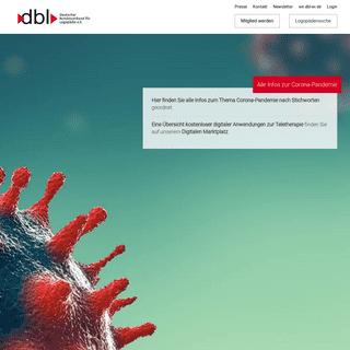 ArchiveBay.com - dbl-ev.de - Bundesverband für Logopädie e.V.