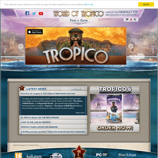 ArchiveBay.com - worldoftropico.com - World of Tropico