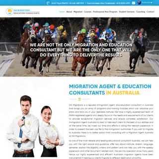 Migration Agent & Education Consultants in Australia - ISA Migrations