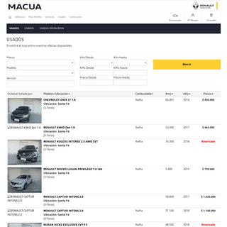 ArchiveBay.com - macuausados.com.ar - Macua