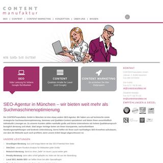ArchiveBay.com - seo-book.de - SEO-Agentur in München - Suchmaschinenoptimierung
