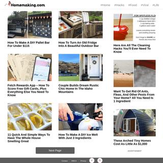 Homemaking.com - Hacks, DIY, Food -