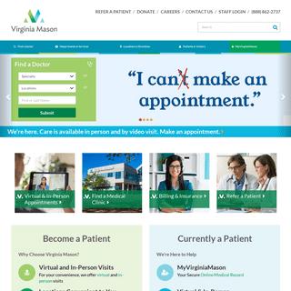 Virginia Mason - Top Doctors in Seattle & King County