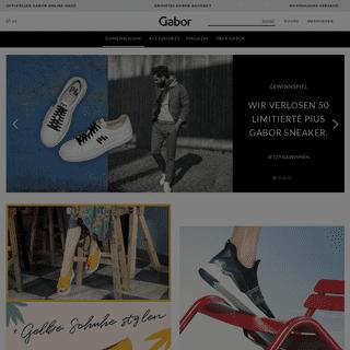 Gabor Schuhe im offiziellen Online-Shop kaufen