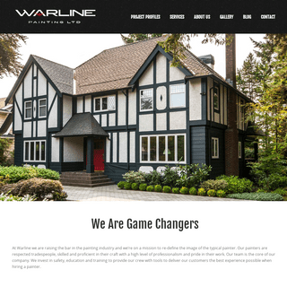 Vancouver Painting Company - Professional Painting Services