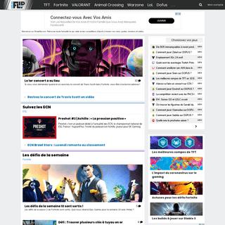 Breakflip - Actualité, Guides et Astuces - eSport et Jeu Vidéo