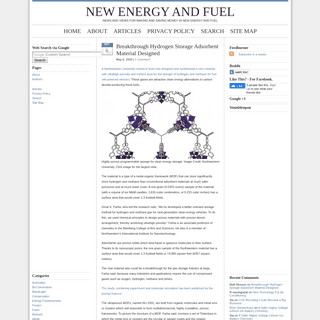 News & Views for Making & Saving Money in Energy and Fuel