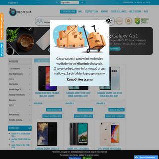 Bestcena.pl 💙 - szybka dostawa, najwyższa jakość, sprawdzone opinie