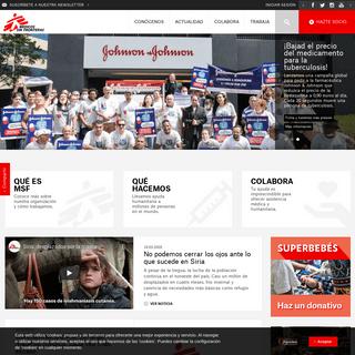 Médicos Sin Fronteras - MSF