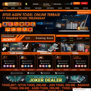 Situs Agen Togel Online Dan Bandar Togel Online Terpercaya