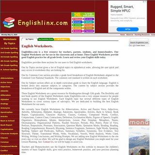 ArchiveBay.com - englishlinx.com - Englishlinx.com - English Worksheets