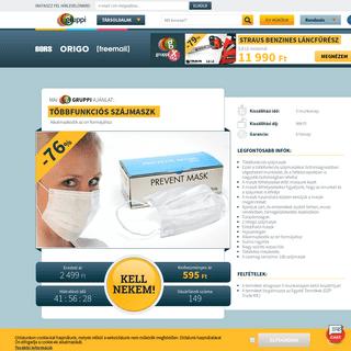 Gruppi.hu - Online vásárlás napi akciókkal