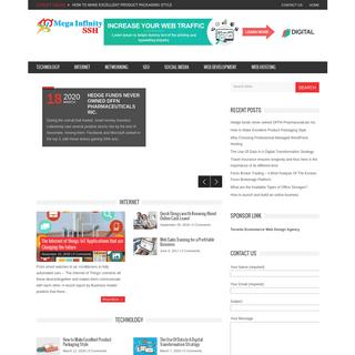 Megain Finityssh - My WordPress Blog