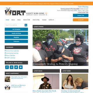 ArchiveBay.com - wortfm.org - WORT 89.9FM Madison, Wisconsin