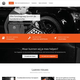 bandenmonteur.nl – Vind jouw baan in de bandenbranche.