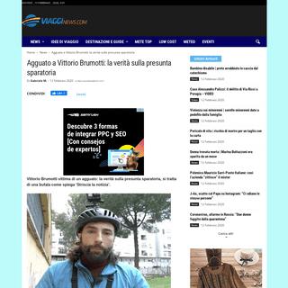 Agguato a Vittorio Brumotti- la verità sulla presunta sparatoria