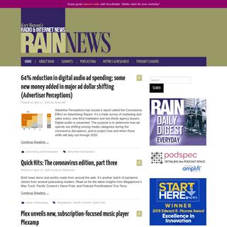 ArchiveBay.com - rainnews.com - RAIN News