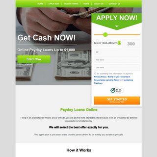 Quick Loans Online - No Credit Check