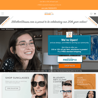 Buy Affordable Prescription Glasses Online - 70- Off Retail Prices