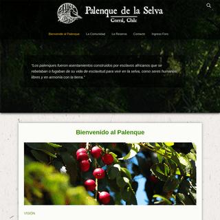 Palenque de la Selva – Corral, Chile