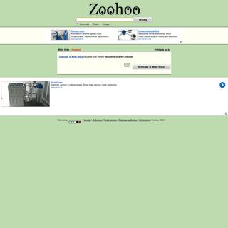 Zoohoo.sk - slovenský fulltextový vyhľadávač