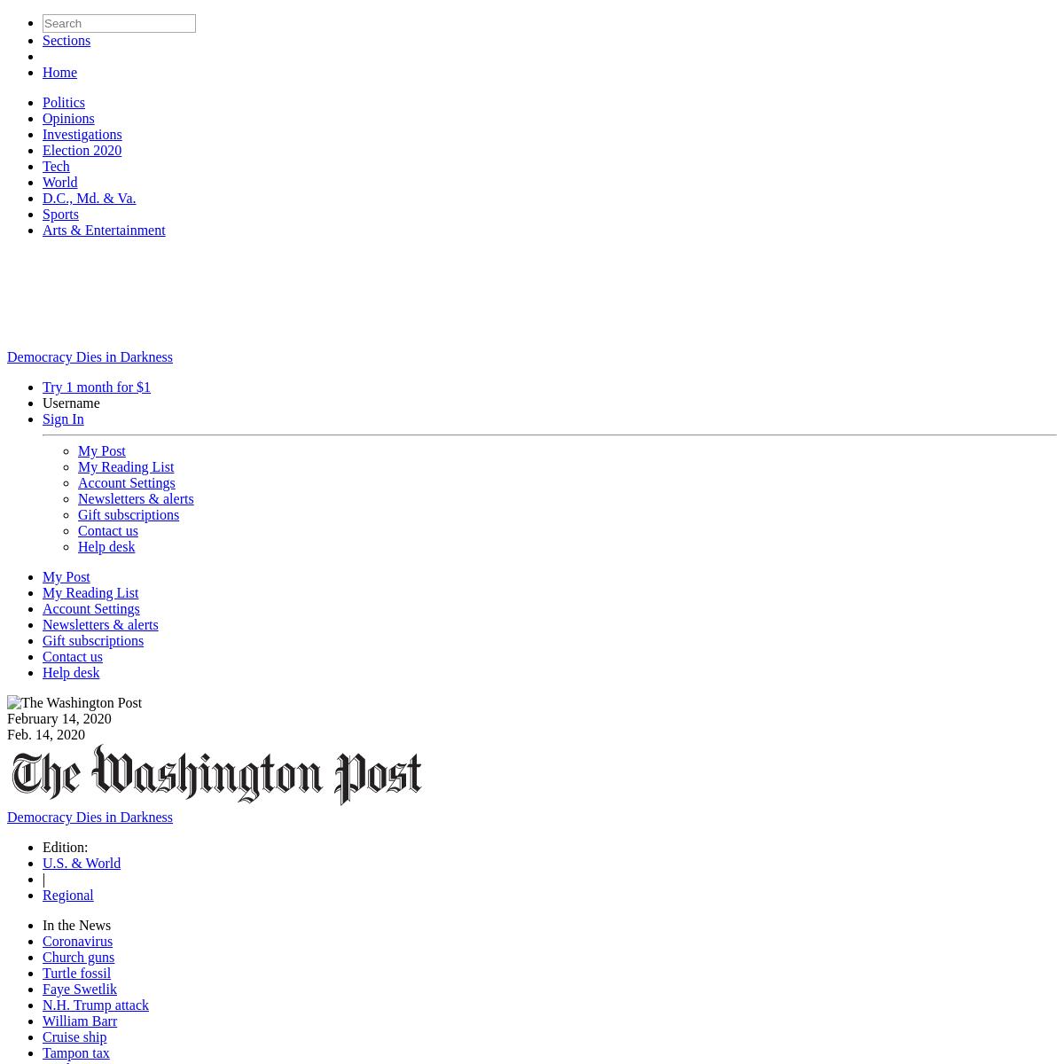 ArchiveBay.com - www.washingtonpost.com/politics/2020/02/13/challenge-joe-bidens-message-black-voters-holding/ - Washington Post- Breaking News, World, US, DC News & Analysis - The Washington Post