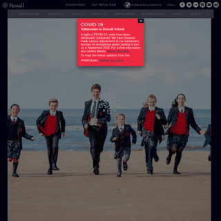 ArchiveBay.com - rossall.org.uk - Rossall Independent Boarding School England - Lancashire, UK