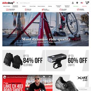 The Ultimate Bricks & Clicks Bike Shop - Bikebug