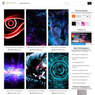 3D iPhone Wallpaper - Best iPhone Wallpapers 2020