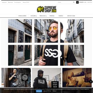 ArchiveBay.com - supreme-shop.com - Supreme Shop - sklep streetwear, hip hop shop oraz rapshop - Supreme-shop.com - sklep streetwear, hip hop shop oraz rapshop