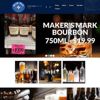 Blue Max Liquors - South Burnsville, MN - Home