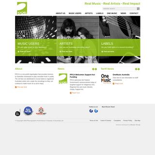 ArchiveBay.com - ppca.com.au - PPCA - Linking Business to Music Makers - ppca.com.au