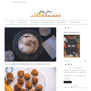- Swiss food and lifestyle blog