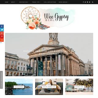 Wee Gypsy Girl - Travel Blog