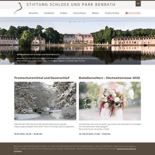 Stiftung Schloss und Park Benrath