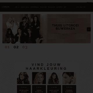 ArchiveBay.com - loreal-paris.nl - L'Oréal Paris