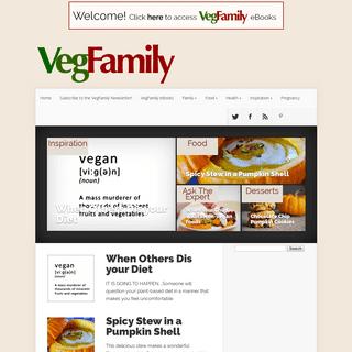 VegFamily - Vegan Family Living