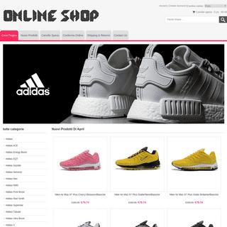 Nike, adidas due grandi marchi scarpe serie ufficiale, vendite professionali dei due marchi delle ultime serie di calzature