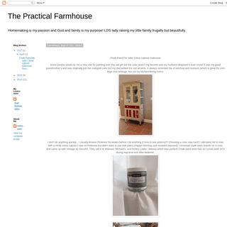 The Practical Farmhouse