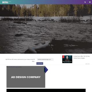 Distill- Free HD Stock Video & HD Video Clips