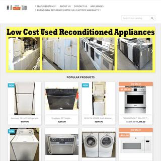 Home Appliance Bargains